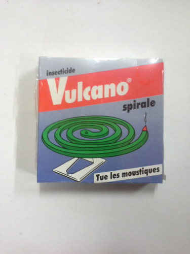 Insecticide spirale